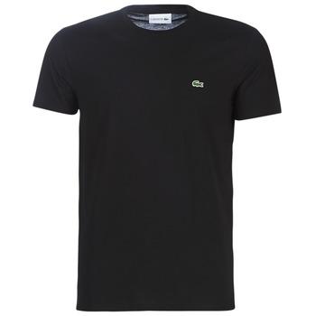 衣服 男士 短袖體恤 Lacoste TH6709 黑色