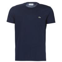 衣服 男士 短袖體恤 Lacoste TH6709 海藍色