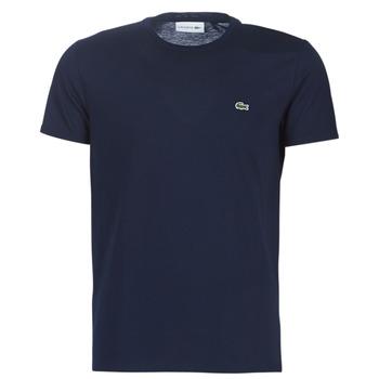 衣服 男士 短袖体恤 Lacoste TH6709 海蓝色