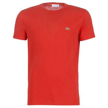 衣服 男士 短袖體恤 Lacoste TH6709 紅色