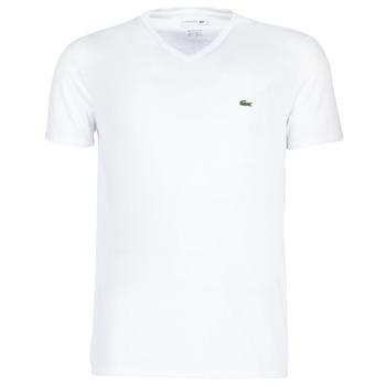 衣服 男士 短袖體恤 Lacoste TH6710 白色