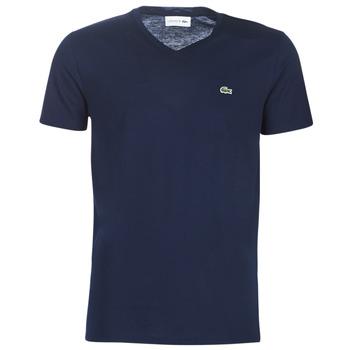 衣服 男士 短袖體恤 Lacoste TH6710 海藍色