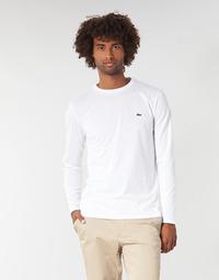 衣服 男士 长袖T恤 Lacoste TH6712 白色