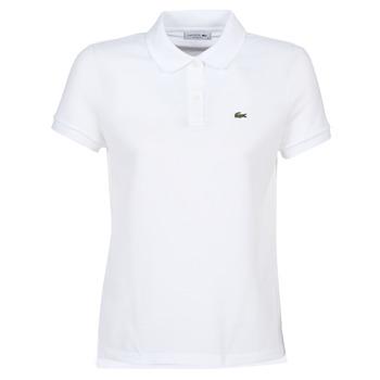 衣服 女士 短袖保罗衫 Lacoste PF7839 白色