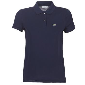 衣服 女士 短袖保罗衫 Lacoste PF7839 海蓝色