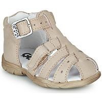鞋子 男孩 凉鞋 GBB ARIGO 白色 / Cassé
