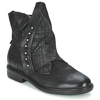 鞋子 女士 短筒靴 Airstep / A.S.98 ETIENNE 黑色