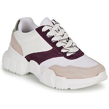 鞋子 女士 球鞋基本款 André BABETTE 玫瑰色