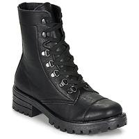 鞋子 女士 短筒靴 André NIVA 黑色