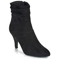 鞋子 女士 短靴 André LINE 黑色