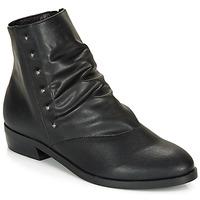 鞋子 女士 短筒靴 André ELIPSE 黑色