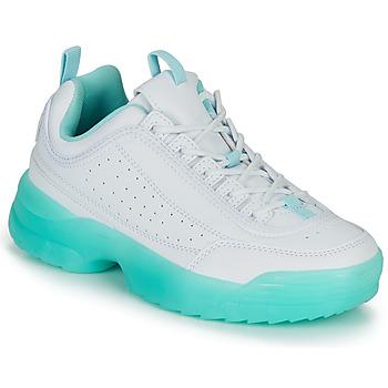 鞋子 女士 球鞋基本款 André BRILLANTE 蓝色