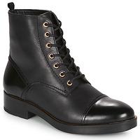 鞋子 女士 短筒靴 André ELEANNA 黑色