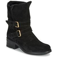鞋子 女士 短筒靴 André MAJOLIE 黑色