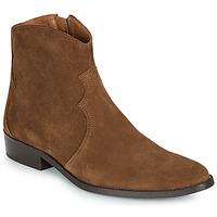鞋子 男士 短筒靴 André WESTERN 棕色