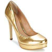 鞋子 女士 高跟鞋 Dumond MIRROURO 金色