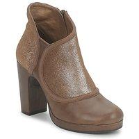鞋子 女士 短靴 Esska TILLY 棕色 / 浅黄色