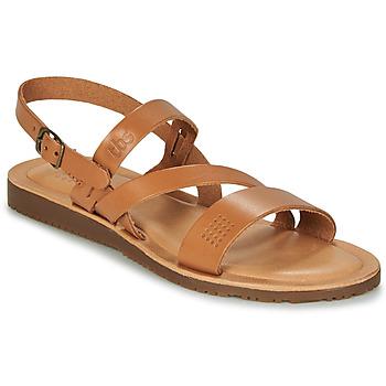 鞋子 女士 涼鞋 TBS BEATTYS 棕色