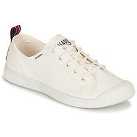 鞋子 女士 球鞋基本款 Palladium 帕拉丁 EASY LACE 白色