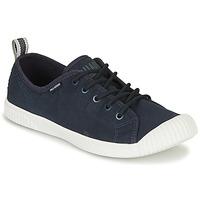 鞋子 女士 球鞋基本款 Palladium 帕拉丁 EASY LACE 海蓝色
