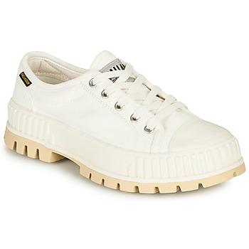 鞋子 女士 球鞋基本款 Palladium 帕拉丁 PALASHOCK OG 白色