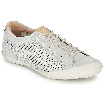 鞋子 女士 球鞋基本款 Palladium 帕拉丁 GRACIEUSE ALX 银灰色