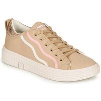 鞋子 女士 球鞋基本款 Palladium 帕拉丁 TEMPO 02 CVS 米色