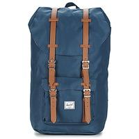包 双肩包 Herschel LITTLE AMERICA 海蓝色