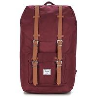 包 雙肩包 Herschel LITTLE AMERICA 波爾多紅