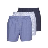 內衣  男士 拳擊 Lacoste 7H3394-8X0 白色 / 藍色