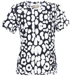 衣服 女士 短袖体恤 Eleven Paris BIRINA 黑色