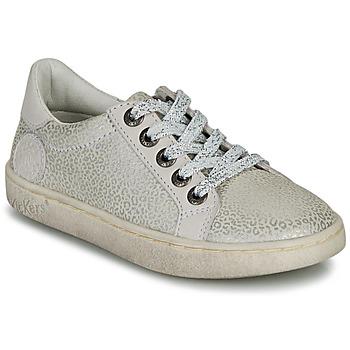 鞋子 女孩 球鞋基本款 Kickers LYKOOL 灰色