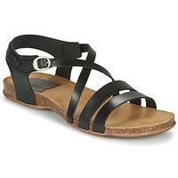 鞋子 女士 凉鞋 Kickers ANATOMIUM 黑色