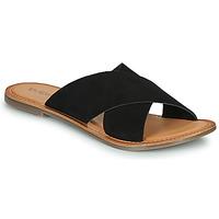 鞋子 女士 休闲凉拖/沙滩鞋 Kickers DIAZ-2 黑色