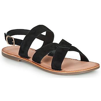 鞋子 女士 凉鞋 Kickers DIBA-3 黑色