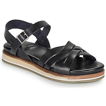 鞋子 女士 凉鞋 Kickers OLIMPIK 黑色