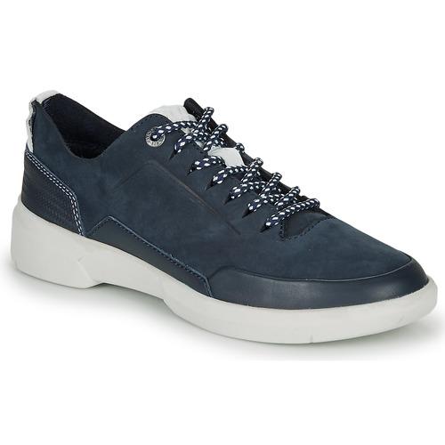 鞋子 女士 球鞋基本款 Kickers ORUKAMI 海蓝色
