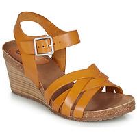 鞋子 女士 涼鞋 Kickers SOLYNA 駝色