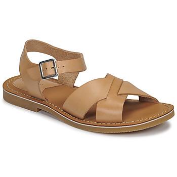 鞋子 女士 凉鞋 Kickers TILLY 米色