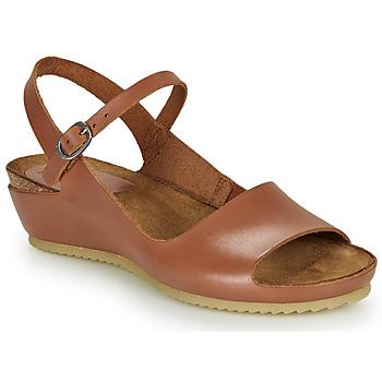 鞋子 女士 涼鞋 Kickers TAKIKA 棕色
