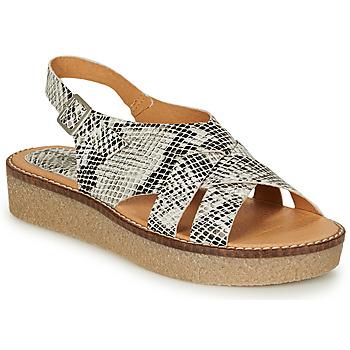 鞋子 女士 涼鞋 Kickers VICTORYNE 白色