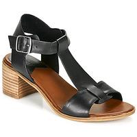 鞋子 女士 凉鞋 Kickers VALMONS 黑色