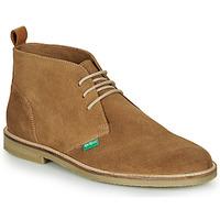 鞋子 男士 短筒靴 Kickers TYL 米色