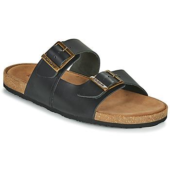 鞋子 男士 凉鞋 Kickers ORANO 黑色