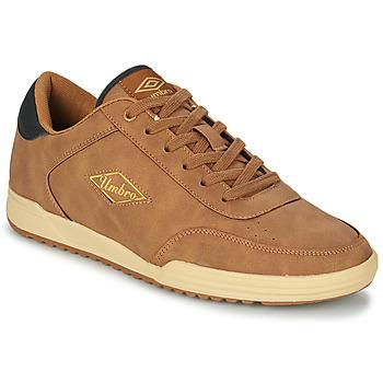 鞋子 男士 球鞋基本款 Umbro 茵宝 IPAM 棕色