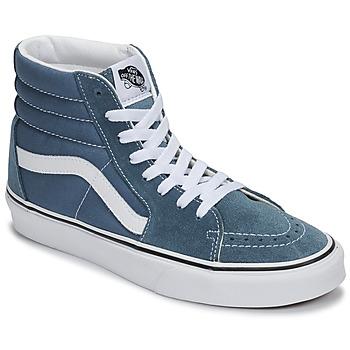 鞋子 高帮鞋 Vans 范斯 SK8-Hi 蓝色
