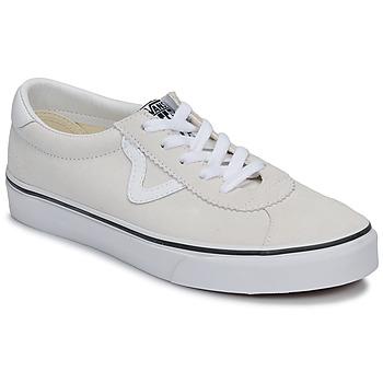 鞋子 球鞋基本款 Vans 范斯 VANS SPORT 白色