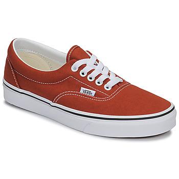 鞋子 球鞋基本款 Vans 范斯 Era 铁锈色