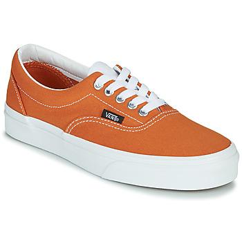鞋子 球鞋基本款 Vans 范斯 Era 橙色