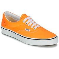 鞋子 女士 球鞋基本款 Vans 范斯 ERA NEON 橙色